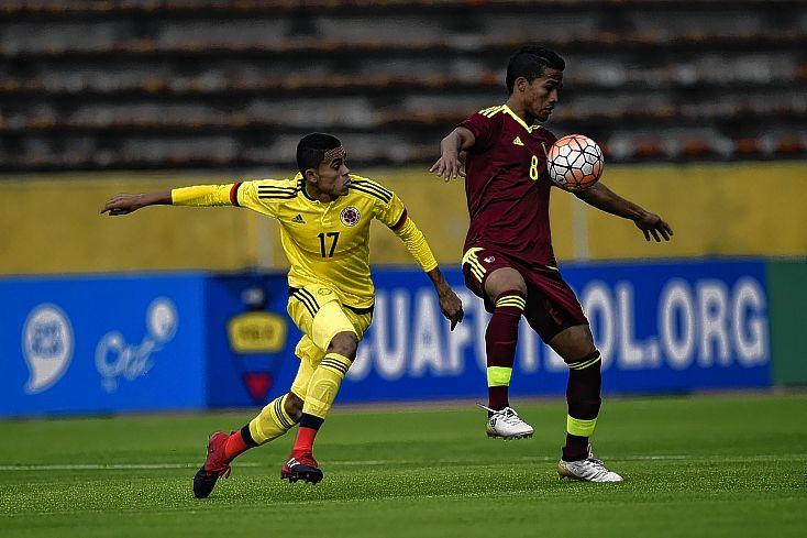 Colombia Sub 20: La Selección Colombia Sub-20, Con Calculadora En Mano