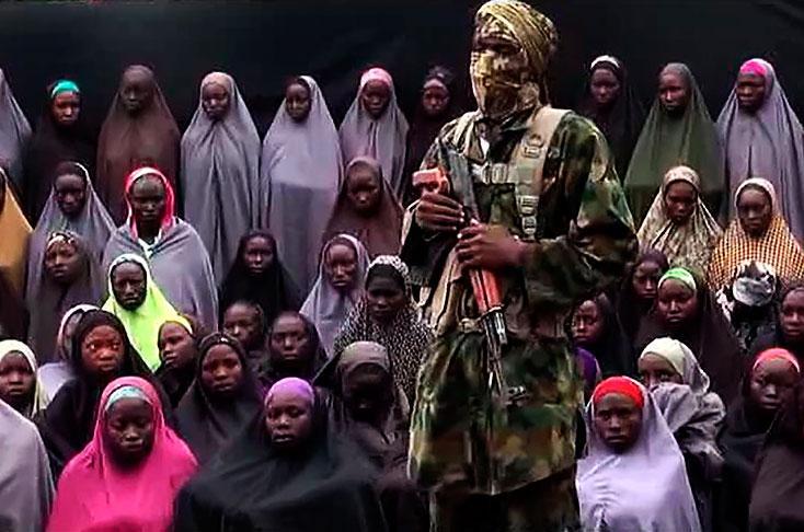 Boko Haram liberó a 21 de las 200 niñas secuestradas en Chibok