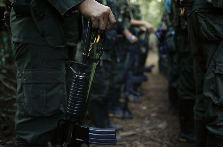 Farc confirman enfrentamiento con disidencia en Caqueta