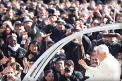 En su último acto Benedicto XVI dice que renuncia no significa volver a la vida privada
