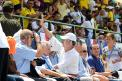 Presidente Juan Manuel Santos exaltó la organización de los Juegos Mundiales Cali 2013