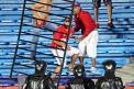 Hinchas del América protagonizaron disturbios en las afueras del Pascual Guerrero