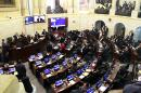 Ley de orden público fue aprobada en plenaria de la Cámara