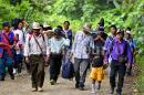 Indígenas Embera Katío, entre el abandono y las minas