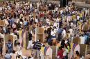 Más de 4 millones de personas harán parte del censo electoral en Colombia