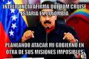 Con 'memes' los colombianos satirizan cierre de la frontera con Venezuela