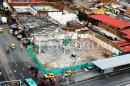 Avanza la demolición de predios en Ciudad Paraíso