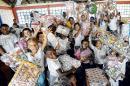 Participe de la campaña de donación de regalos de navidad para niños de Cali