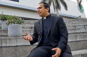 La paz no se hace mediante  la firma de un contrato: padre Dagoberto Cárdenas
