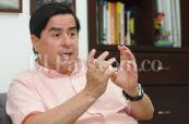 Debemos acabar ya con esta guerra: Juan Fernando Cristo, Mininterior