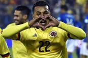 """""""Que vengan más alegrías"""": Jeison Murillo, defensa selección Colombia"""