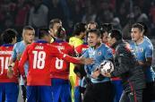 """Conmebol culpó a jugadores por """"escándalos"""" en arbitrajes de Copa América"""
