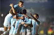 La Argentina de Messi apabulla a Paraguay y jugará final de la Copa América
