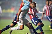 Imágenes: así se vivió el duelo entre Argentina y Paraguay por Copa América