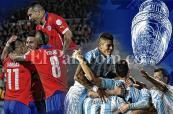 Chile y Argentina: ¡A levantar la Copa América!