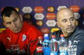 """""""Trataremos de dominar"""": Jorge Sampaoli, DT Selección de Chile"""