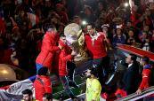 La selección Chile: no hay mal  que dure cien años