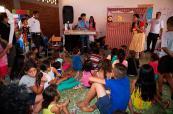 Mirada infantil al drama que se vive en la zona limítrofe con Venezuela