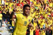 Minuto a minuto: Colombia vence 1-0 a Perú con gol de Teófilo Gutiérrez
