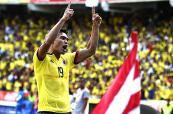 Selección Colombia dio el primer paso al Mundial de Rusia 2018