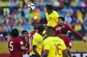 Ecuador gana a Bolivia y se mantiene arriba en eliminatorias sudamericanas