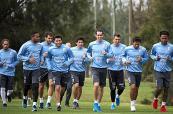 Uruguay se aferra a su filosofía para enfrentar a la selección Colombia
