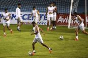 Video: Perú quedó listo para el duelo ante la selección Colombia