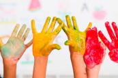 Taller de artes plásticas para niños