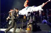 En video: Marc Anthony rompe en llanto al recordar a Juan Gabriel