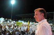 Si el ELN libera a los secuestrados iniciaremos fase pública de negociaciones: Santos