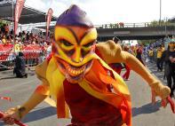 Zoom al Carnaval: una mirada en detalle al desfile del Cali Viejo