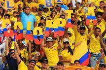 Vigilancia en 81 puntos de Cali por partido de la Selección Colombia