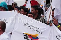 Marcha Patriótica solicita reunión con Santos por homicidio de sus militantes
