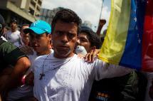 Cidh pide a Venezuela medidas cautelares a favor del líder opositor Leopoldo López