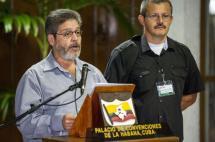 Farc proponen delimitar zonas especiales de paz en Colombia