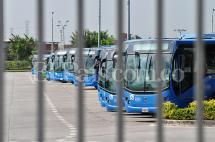 Con diez buses, Unimetro volvió a operar en el MÍO