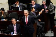 Expresidente Uribe podría no postularse para continuar en el Congreso en 2018