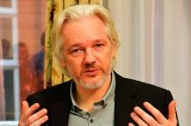 Francia rechazó pedido de asilo del fundador de Wikileaks