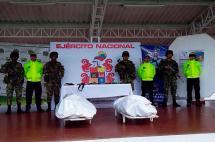 En combates en el Cauca murió alias Recorte, uno de los cabecillas del ELN