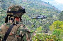 Tres militares murieron en combates con las Farc en Arauca