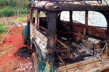 Denuncian hechos vandálicos para destruir relleno sanitario de Santander de Quilichao