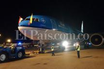 La aerolínea holandesa KLM ya aterrizó en suelo caleño