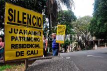 Habitantes se quejan por molestias generadas por teatro en Juanambú