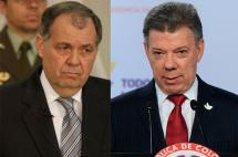Nuevo choque del Presidente y el Procurador por el proceso de paz