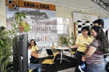 Con éxito empezó la Feria de Vivienda en Palmira