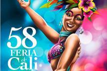 Lanzamiento oficial de la 58 Feria de Cali este jueves a las 7:00 p.m.