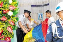 Recordando al soldado Yilmer, quien murió por un rayo en la escuela Marco Fidel Suárez