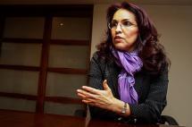 Viviane Morales presentó su renuncia a la dirección del Partido Liberal