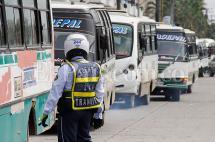 Buses de Coomoepal deberán salir de circulación esta semana