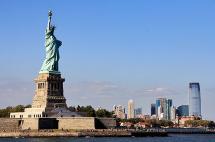 Reabren la Estatua de la Libertad tras falsa amenaza de bomba